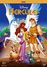 Disney Brilliant Coming Of Age Animated 90s Comedy Greek Demi God Hercules DVD