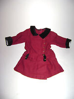 """AMERICAN GIRL DOLL 18"""" REBECCA MEET OUTFIT DRESS fits KANANI MCKENNA RETIRED"""