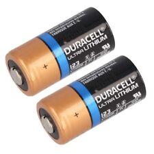 6x Duracell DL123A Batterien 3V CR123A CR17345 Ultra Lithium Foto Bulk MHD 2026