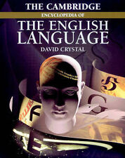 The Cambridge Encyclopedia of the English Language, Crystal, David | Paperback B