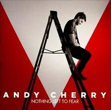Andy Cherry : Nothing Left to Fear CD