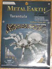 Tarantula Metal Earth 3D Laser Cut Metal Model Fascinations Insect Spider