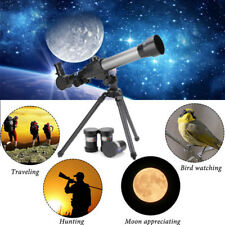 Astronomical Telescope Eyepieces Tripod Educational Tool For Kids Beginners Gift