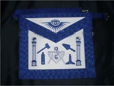 Master Mason Aprons, Masonic Master Master Apron Working Tools, Masonic Apron