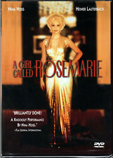 A GIRL CALLED ROSEMARIE The MOVIE on DVD Das MADCHEN Named GERMAN Germany of WW2