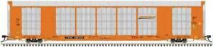 ATLAS HO 20005658 BNSF GUNDERSON MULTI-MAX AUTO RACK # 696240