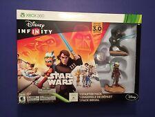 Disney Infinity 3.0 Star Wars Starter Pack (XBOX 360) NEW