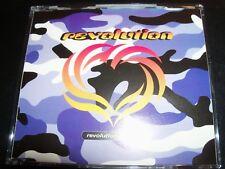 Revolution – Revolution Of Love Australian Remixes CD Single – Like New