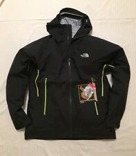 NEW! THE NORTH FACE Oroshi Jacket Men's XL Black Gore-Tex Waterproof MSRP: $380