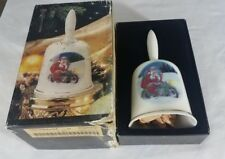Harley Davidson Christmas Bell 1995 Limited Edition #0021