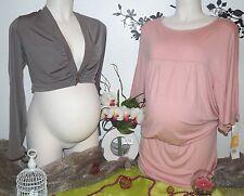 Lot vêtements grossesse maternité... Tunique, Boléro NEUFS  ... T : 46 / 48