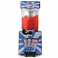 Slush Puppie Machine Frozen Ice Slushie Drink Maker Home Made Slush + Syrup