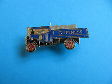 Guinness Steam Engine Truck / Lorry Pin badge. VGC. Unused.