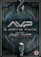 Avp Aliens Vs Predator / Avp 2 Requiem DVD Nuovo DVD (387470108