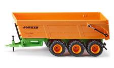 SIKU Joskin 3 Axle Trans Space 8000 Grain Tipper Trailer 2892 1.32 Britains Ros