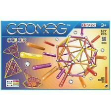 Kids Geomag 264 Magnetic Color Construction Set 127 Pcs Playset Gift