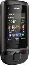 Nokia C2-05 Handy ohne Simlock 2 Zoll Display Bluetooth micro-USB VGA Kamera