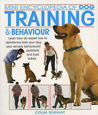 Mini Encyclopedia of Dog Training and Behaviour by Colin Tennant (Paperback,...