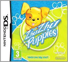 Zhu Zhu Pets: Puppies NDS DS Lite DSi XL Brand New