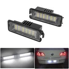 2x LED SMD TARGA LUCE TARGA VW GOLF MK4 MK5 MK6 Seat 3D0943021A, 1J6943021B