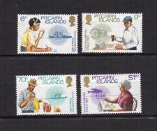 PITCAIRN ISLANDS 1983 Y&T N°219 à 222 4 timbres neufs trace de charnière /T3820