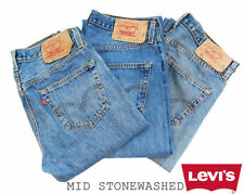 Plus Size Stonewashed Mid Rise L28 Jeans for Women