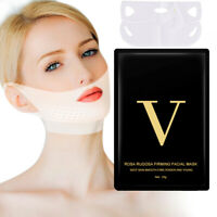 V-shape Thin Face Mask Slimming Lifting Firming fat burn Double Chin V-line