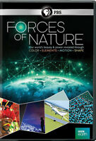 Forces Of Nature - 2 DISC SET (2016, DVD New)