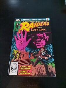 Raiders Of The Lost Ark #1 Marvel F/VF