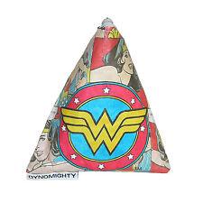 New Dynomighty Women's DC Comics Wonder Woman Stash Bag Coin Pouch