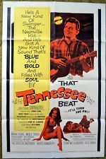 """""""That Tennessee Beat"""" about Earl 'Snake' Richards & Nashville Kid - Movie poster"""