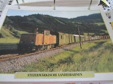 Die Eisenbahn 8 Österreich Steiermärkische Landesbahnen