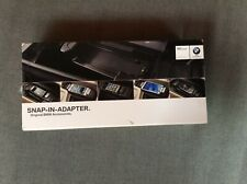 BMW Snap in Adapter Conect iPhone 6