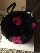 Betsey Johnson XOX Trolls Canteen Crossbody Shoulder Bag Purse Bup18