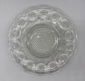 Vintage Indiana Glass Serving Plate Platter