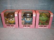 Spock Tart Captain Cup Kirk Gorn Bread Muffin Set Star Trek Vinyl FunEdibles New