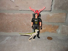The Lost World Jurassic Park Ian Malcolm w T.rex hatchling COMPLETE short hair