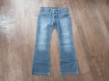 Women's American Eagle Outftters Medium Washed Jeans SZ 12 Vintage Ships Free