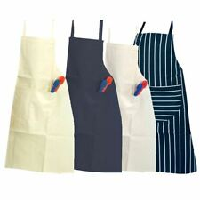 Childrens / Youth Apron - Kids, Cotton School Craft Chef Cooking Paint & DIY