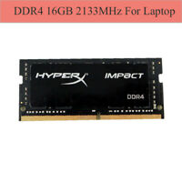 Pour Kingston HyperX Impact 16GB 32GB 64GB PC4-17000 2133MHz DDR4 Laptop RAM FR