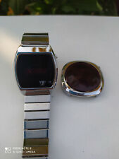 VINTAGE RARE TWO LED  WATCHES FOR REPAIR PARTS
