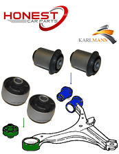 For HONDA CR-V 2001-2006 FRONT LOWER SUSPENSION WISHBONE ARM BUSH KIT 4 PIECES