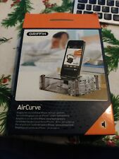 IPhone Docking Station Altoparlante Griffin AirCurve -