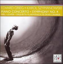 Music of Grieg & Szymanowski 2007 by Adrian Leaper