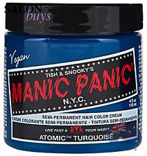 Manic Panic Classic Hair Colour 118ml Atomic Turquoise