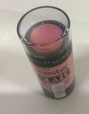 Maybelline Master Glaze by Face Studio Blush Stick #10 Just - Pinched Pink NEW