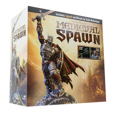 MCFARLANE MEDIEVAL SPAWN LIMITED EDITION RESIN STATUE