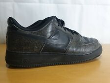 Nike Airforce One Black Speckled UK Adult Size 13