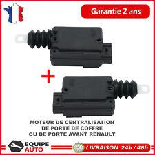 MOTEUR CENTRALISATION DE PORTE pour RENAULT Espace 3 Clio 6025001797 7701039565