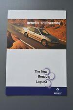 UK Sales Brochure Renault Laguna